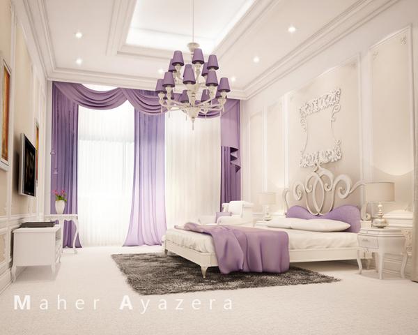 بالصور صور ديكورات غرف نوم , احدث تصميمات غرف النوم 2147 4