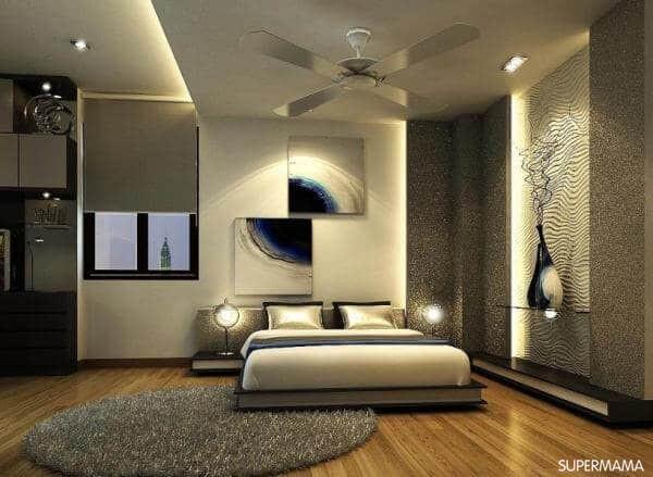 صور صور ديكورات غرف نوم , احدث تصميمات غرف النوم