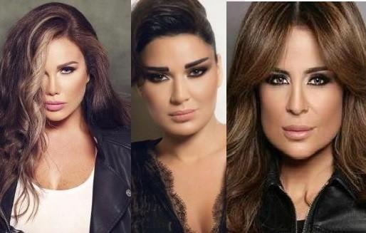 صورة فنانات لبنانيات , اشهر فنانات لبنانيات