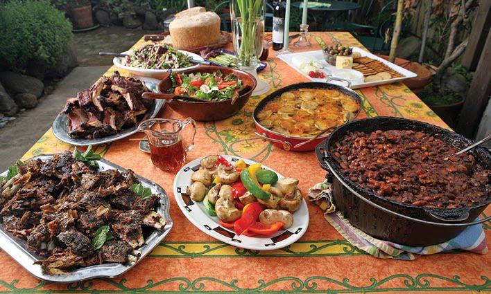 صورة عشاء فخم , افخم عشاء للضيوف