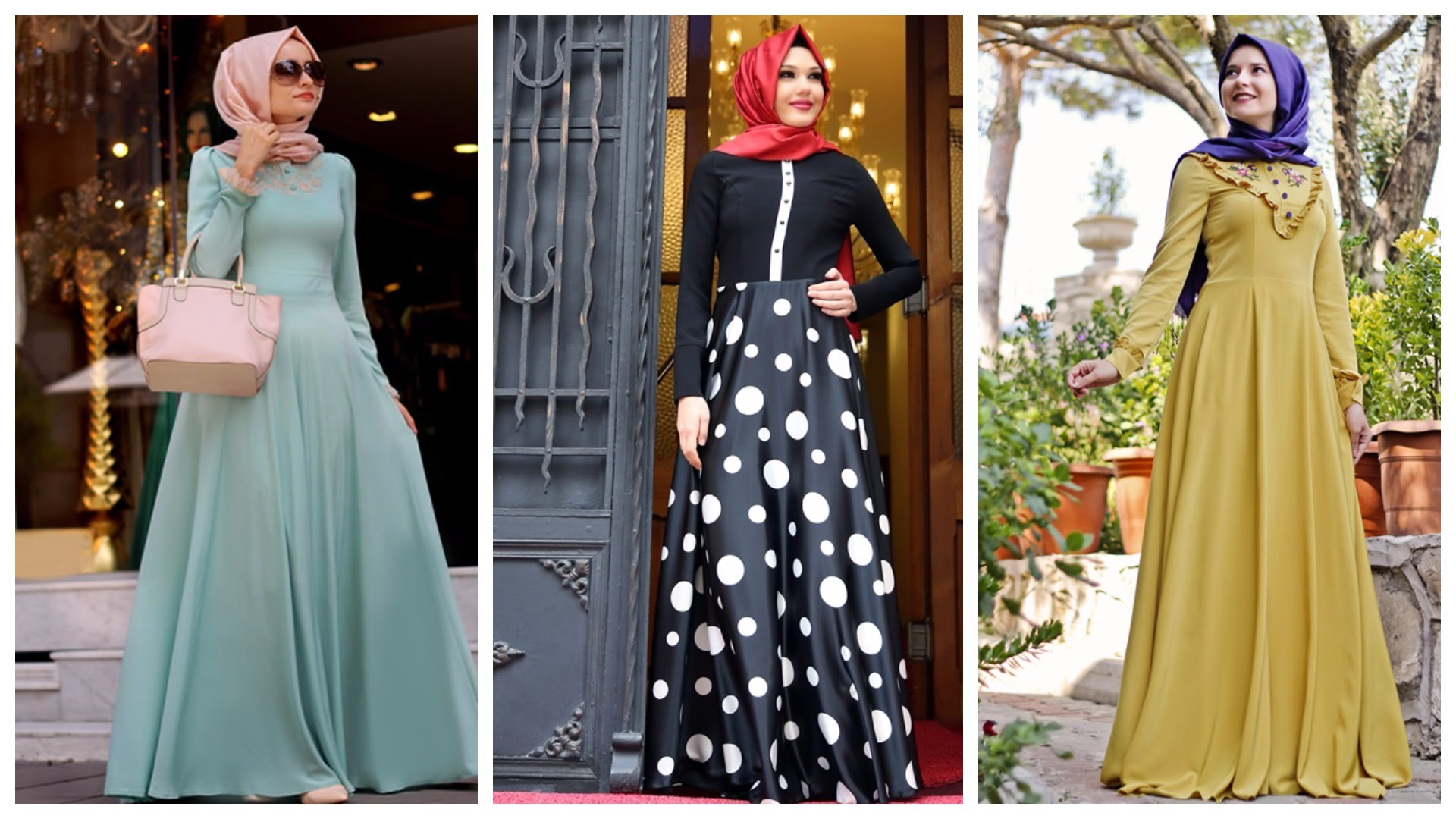 صورة ملابس محجبات للبيع , اجمل واحلي ملابس محجبات