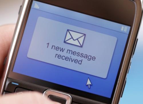 صورة رسائل نصيه , رسائل نصيه جميله للهواتف