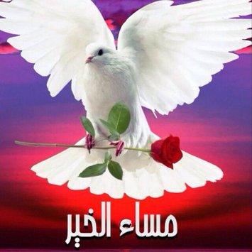 صورة رسائل مساء الخير للاصدقاء , اجمل رسائل مسائيه للاصدقاء