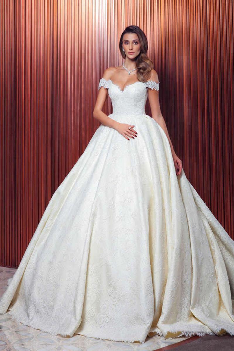 صورة صور فساتين عروس , اجمل واحدث صور لفساتين العروس