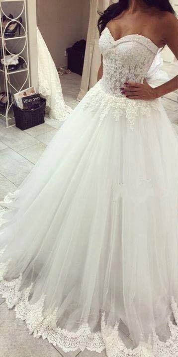 بالصور صور فساتين عروس , اجمل واحدث صور لفساتين العروس 2378 12