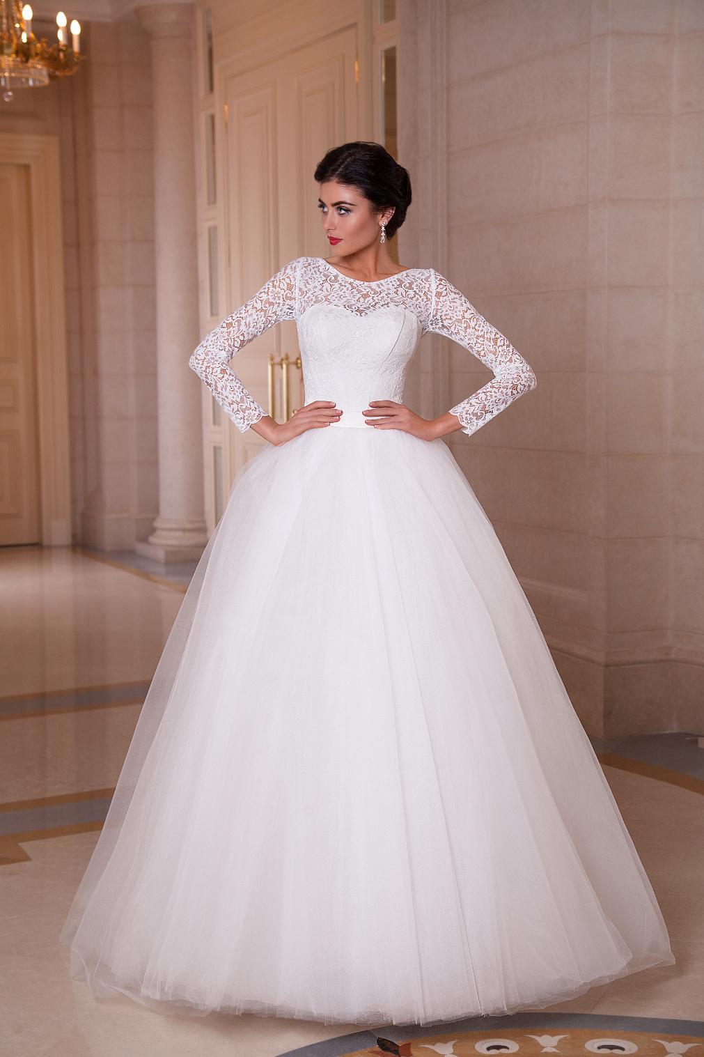 بالصور صور فساتين عروس , اجمل واحدث صور لفساتين العروس 2378 4