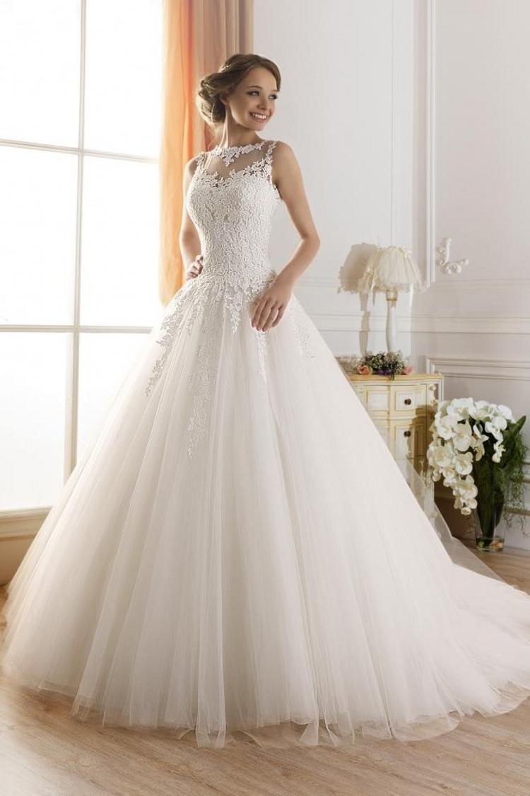 بالصور صور فساتين عروس , اجمل واحدث صور لفساتين العروس 2378 6