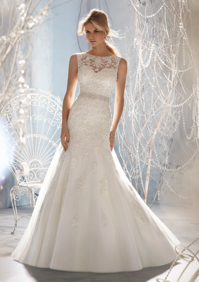 بالصور صور فساتين عروس , اجمل واحدث صور لفساتين العروس 2378 7