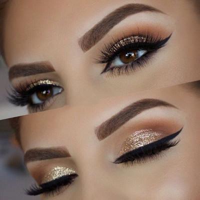 صورة اجمل مكياج عيون , اجمل واحلي مكياج رسمه العين