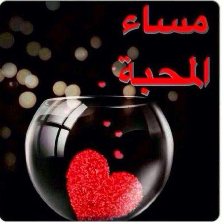 صورة مساء الخير حبيبي , مسجات ورسائل مسائيه للحبيب 2443 3