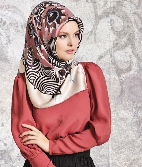 بالصور موديلات حجابات تركية , اجمل صور للحجاب التركي 2628 11