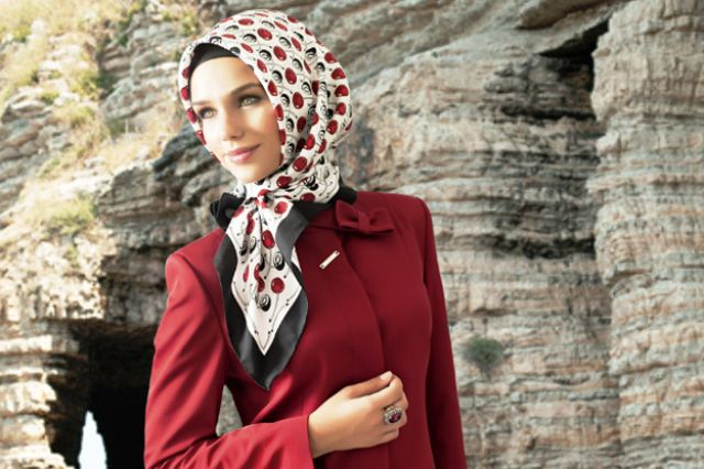 بالصور موديلات حجابات تركية , اجمل صور للحجاب التركي 2628 5