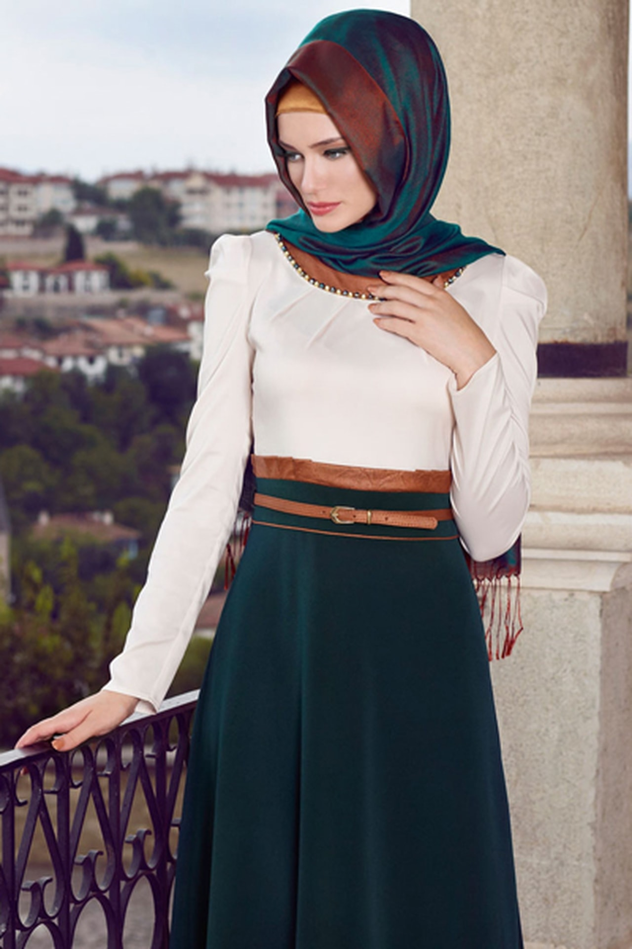 بالصور موديلات حجابات تركية , اجمل صور للحجاب التركي 2628 8