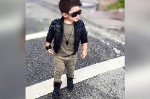صوره ملابس اطفال ولادي , البساطه و الجمال فى ملابس الاولادي
