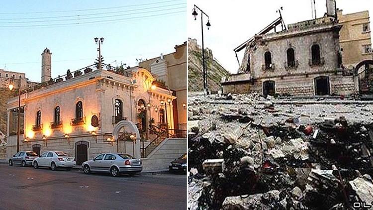 صور صور عن سوريا , صور قبل الدمار وبعد الدمار ل سوريا