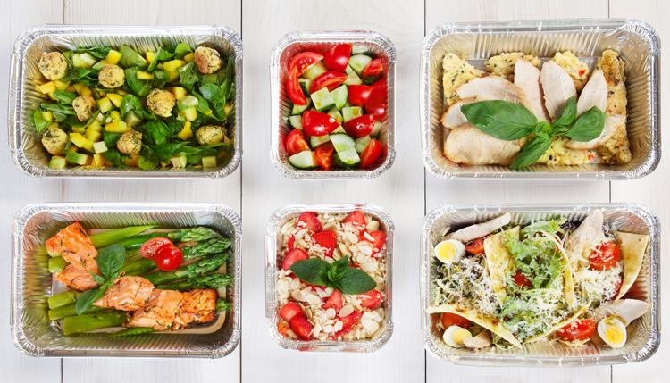 صورة وجبات صحية , اسهل وجبات سريعه وصحيه