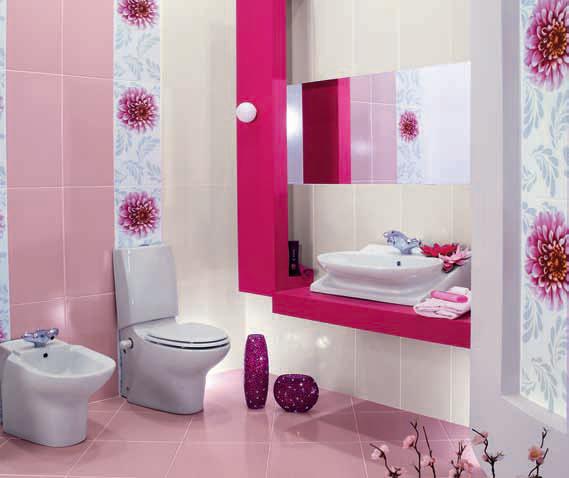 صورة اشكال سيراميك حمامات , اقوي واحدث موديلات حديثه لسراميك الحمام