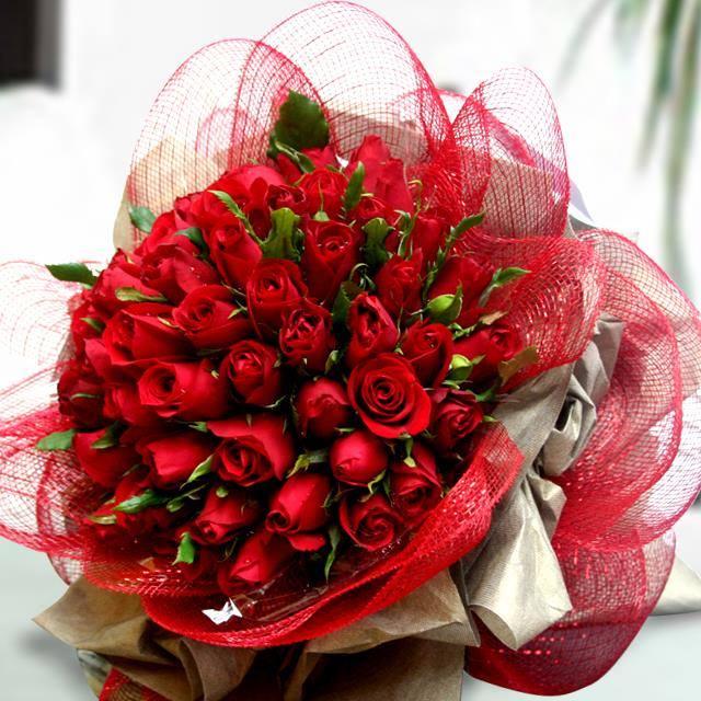 صورة اجمل بوكيه ورد , افخم واقوي اشكال ل بوكيهات الورد