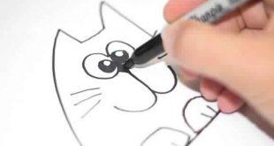 بالصور رسومات سهلة وجميلة , اجمل رسومات الاطفال والكبار 3722 11 310x165
