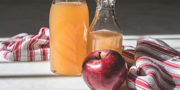 صورة اضرار خل التفاح , مخاطر تناول خل التفاح