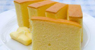طريقة عمل الكيكة الاسفنجية بالصور , اشكال وانواع الكيكة الاسفنجية