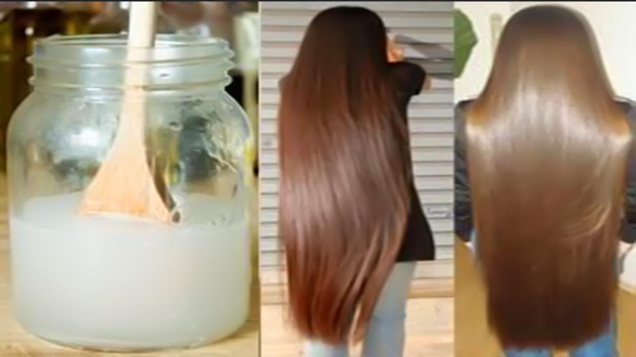 صورة تطويل الشعر بسرعه فائقه , طرق متعدده لجمال وتطويل الشعر