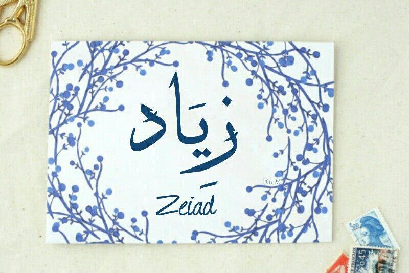 صورة معنى اسم زياد , تفسير ومعانى مختلفه لاسم زياد