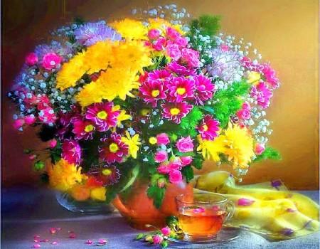 بالصور صور ورود طبيعيه , اجمل اشكال الزهور الطبيعية 4422 9