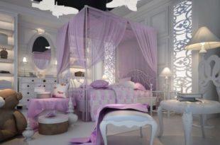 بالصور ديكور غرف نوم بنات , اروع التصميمات المخصصة لغرفة نوم البنت 4525 13 310x205