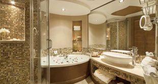 صوره ديكورات حمامات , اشكال حمامات جميلة
