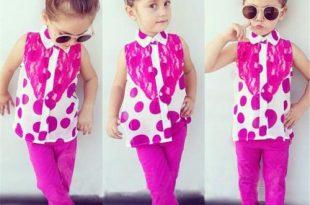 صوره ملابس بنات اطفال , موديلات الاطفال الجميلة