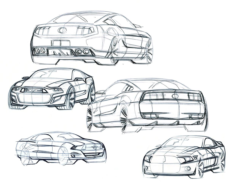 صورة تصميم سيارات , اروش تصميم سيارات