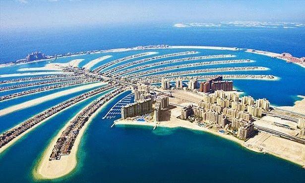 صورة اكبر جزيرة صناعية في العالم , هل تعلم ما هي اكبر جزيرة صناعية الان