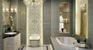 صورة ديكورات الحمامات , اشيك اشكال لحمامات في العالم