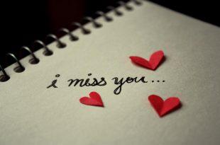 صوره رسائل شوق للحبيب , اجمل الكلمات لشوق الاحبه