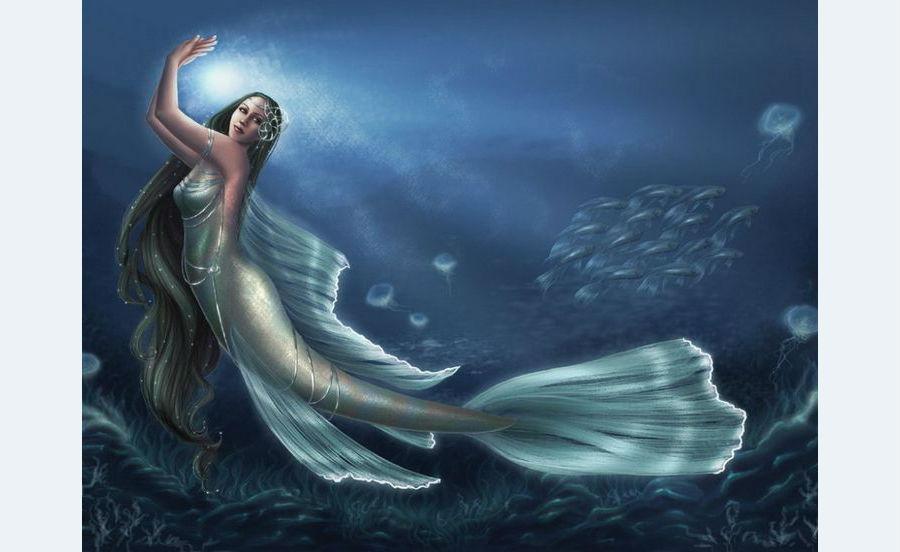 بالصور صور عروسه البحر , صور حوريات البحر 652 2