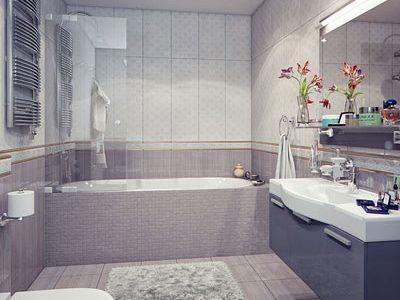 بالصور ديكورات حمامات صغيرة جدا وبسيطة , افكار جميلة للحمامات الصغيرة 690 10