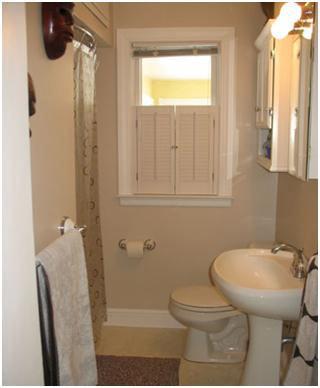 بالصور ديكورات حمامات صغيرة جدا وبسيطة , افكار جميلة للحمامات الصغيرة 690 11
