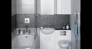 صور ديكورات حمامات صغيرة جدا وبسيطة , افكار جميلة للحمامات الصغيرة