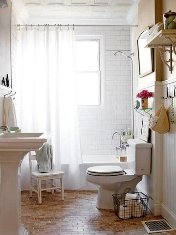 بالصور ديكورات حمامات صغيرة جدا وبسيطة , افكار جميلة للحمامات الصغيرة 690 7