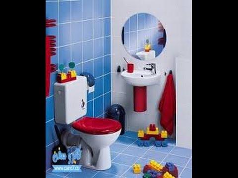 بالصور ديكورات حمامات صغيرة جدا وبسيطة , افكار جميلة للحمامات الصغيرة 690 9