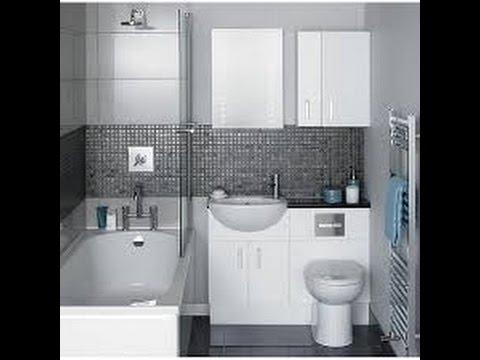صوره ديكورات حمامات صغيرة جدا وبسيطة , افكار جميلة للحمامات الصغيرة
