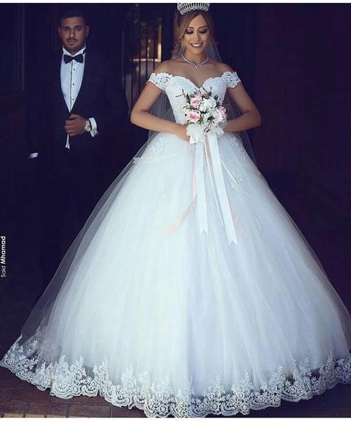 بالصور فساتين زفاف فخمه , احدث اصدارات فساتين الزفاف 1976