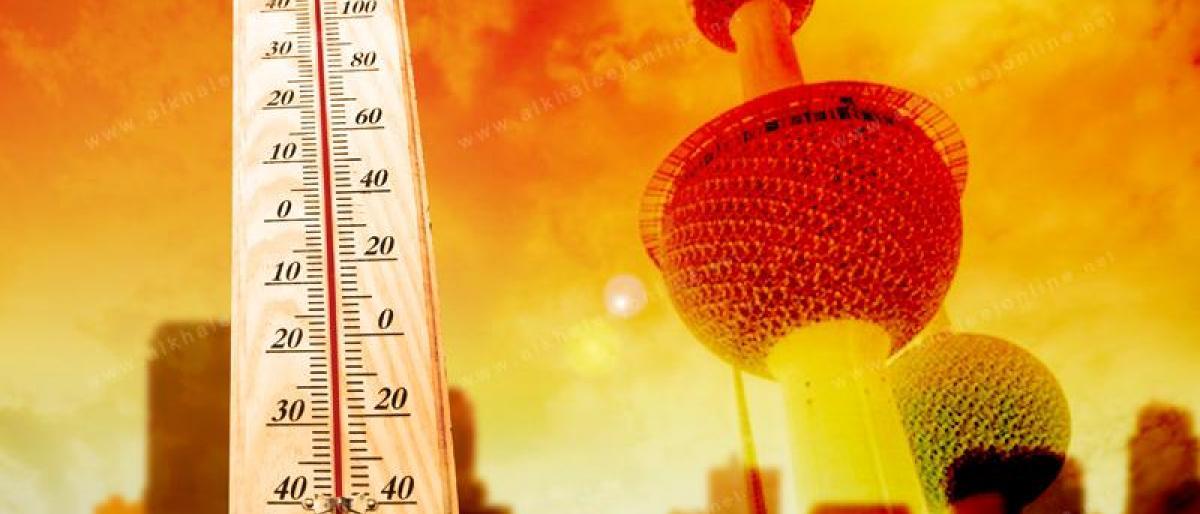 بالصور اعلى درجة حرارة في العالم , اغرب العوامل المناخيه وتسجيل اعلى درجه حراره 334 3