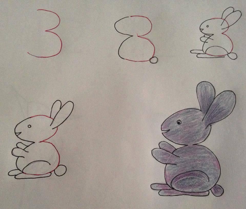 بالصور رسومات سهله وحلوه , رسم جميل وتعليم الرسم بسهوله 343 9