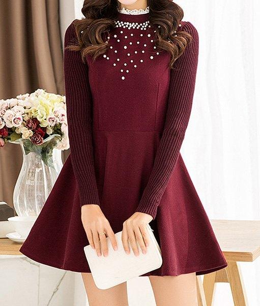 بالصور فصالات فساتين , اسهل تفصيلات الفساتين 3782 6