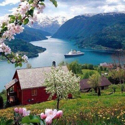 صور جمال الطبيعة , اجمل لحظات طبيعية