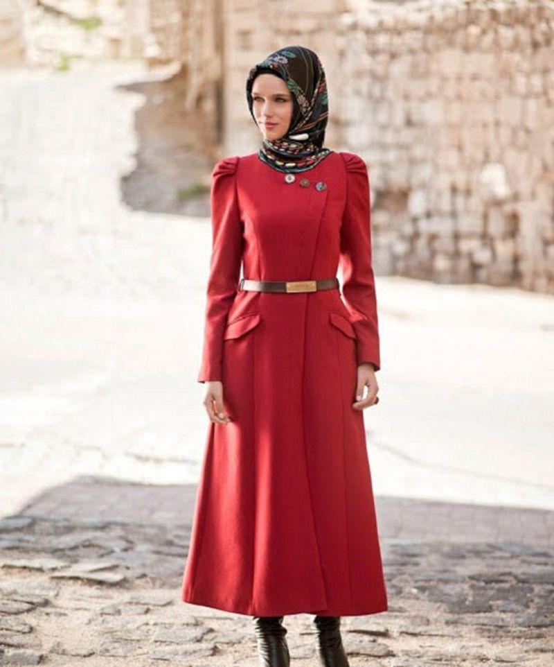 بالصور موضة الحجاب , اجمل ملابس وحجاب للمحجبات 401 4