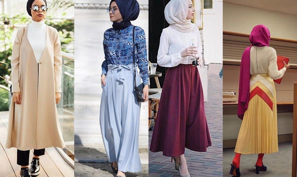 بالصور موضة الحجاب , اجمل ملابس وحجاب للمحجبات 401 5
