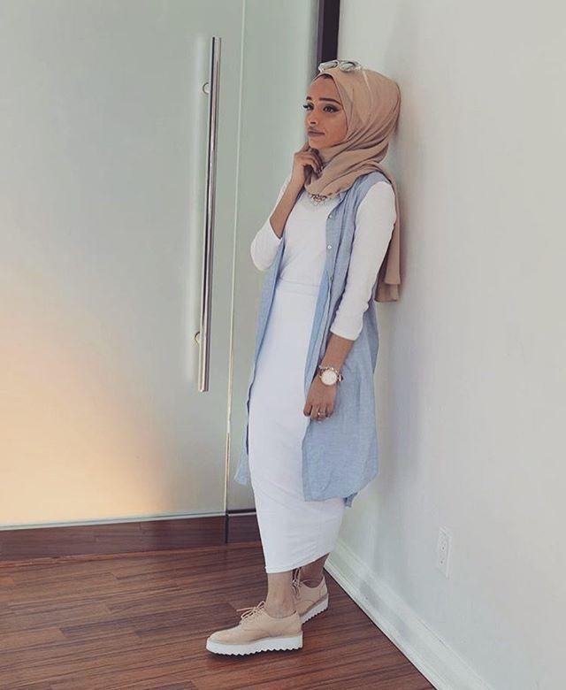 بالصور موضة الحجاب , اجمل ملابس وحجاب للمحجبات 401 6